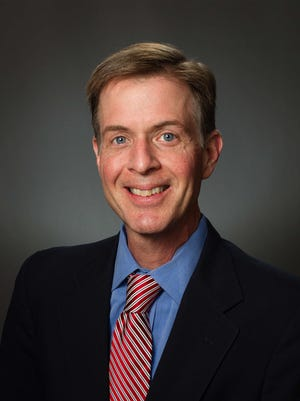 Tim Goeglein, a former aide to President George W. Bush, and a vice president with Focus on the Family.