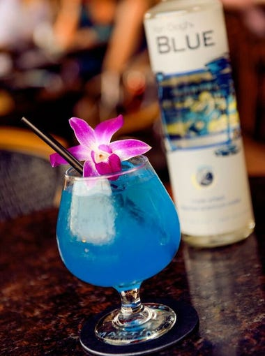 Blue Martini Lounge | On Tuesday, the lounge will have all martinis for $5 in celebration of National Martini Day. The lounge's signature Blue Martini (regularly $13) combines Van Gogh Blue vodka, Bols Blue Curacao, sour and orange juice. The drink is served on the rocks with a glow stick. | DETAILS: 4 p.m.-midnight, 5455 E. High St., Suite 101, Phoenix. 480-638-2583, phoenix.bluemartinilounge.com.