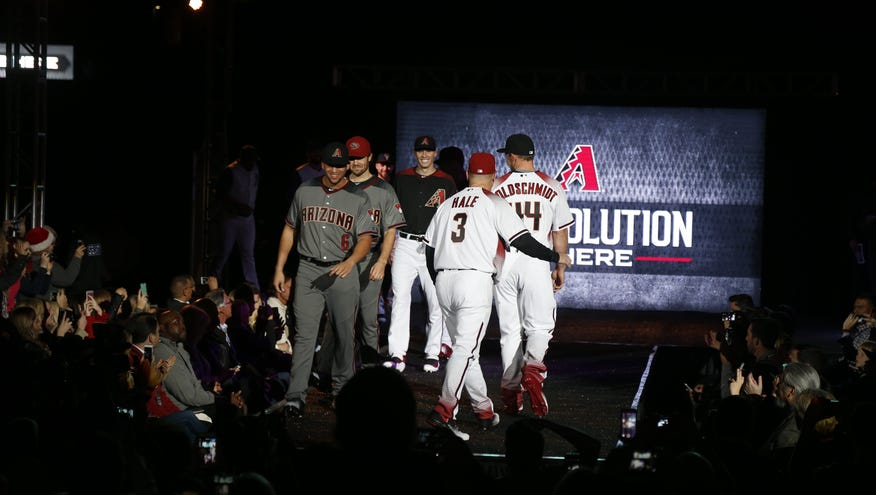 quality design 33c33 78b4e See the Arizona Diamondbacks' special 4th of July uniforms ...