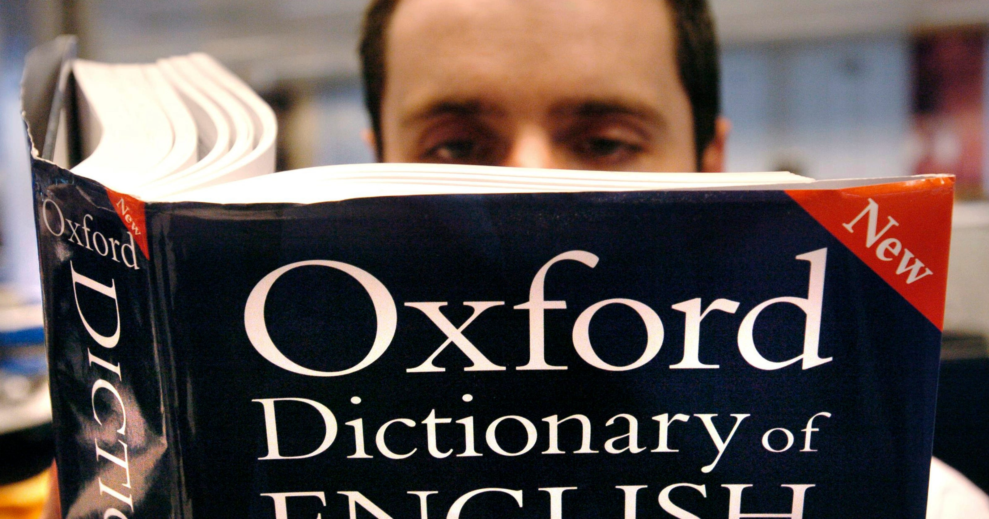 Hangry Mansplain Swag Added To Oxford English Dictionary