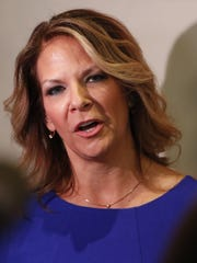 Kelli Ward's campaign said former Arizona Gov. Jan