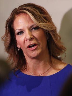 Kelli Ward's campaign said former Arizona Gov. Jan Brewer has misjudged Martha McSally's record in Congress.