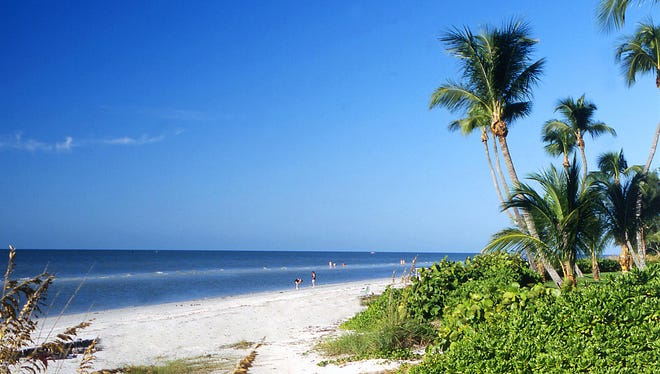 Kick back and relax on the beautiful white-sand beaches of Captiva Island.
