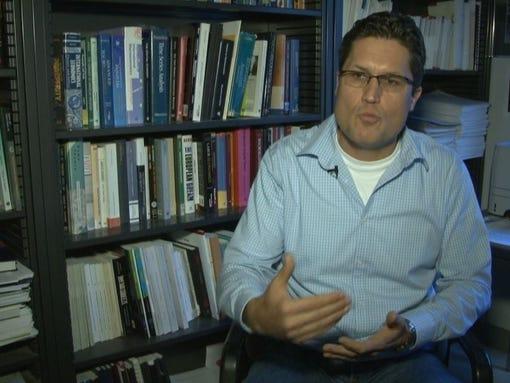UC Davis Giovanni Peri describes how giving visas to