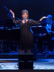 Patti LuPone performs at Isaac Stern Auditorium at Carnegie Hall in 2013.