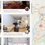 These Airbnb listings for Louisville were recently posted.