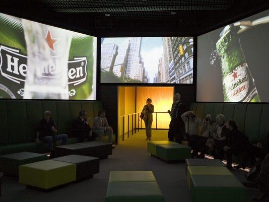 Heineken Commercial Pulled