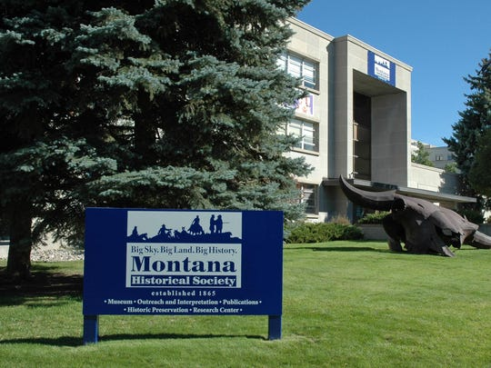 The Montana Historical Society was moved into its current
