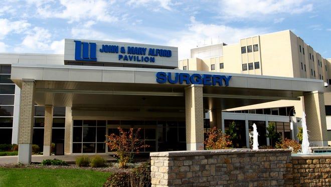 Licking Memorial Hospital.