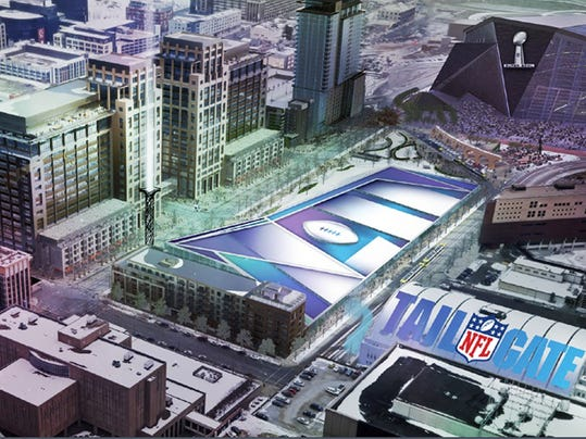 Super Bowl Minneapolis