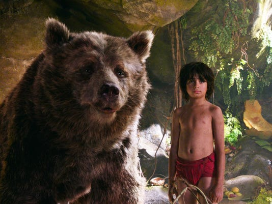 Film Review The Jungle Book
