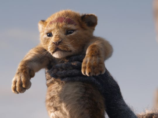 """Disney's photo-realistic remake of """"The Lion King"""" is in just its second week, and already has crossed $1 billion worldwide."""