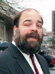 Attorney David Lewis is seen Oct. 15, 1997.