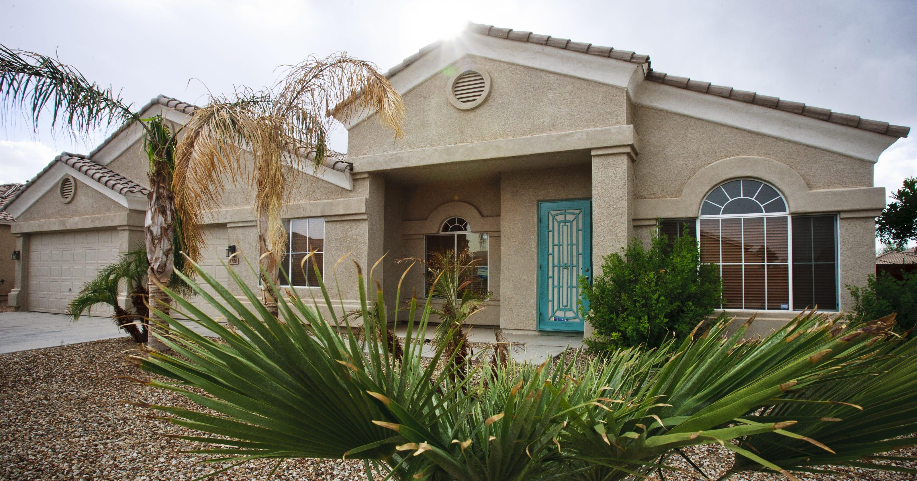 5 Arizona ZIP codes rank in top 25 U S  areas for investors on rentals
