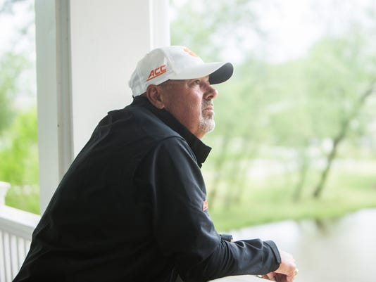 Clemson golf