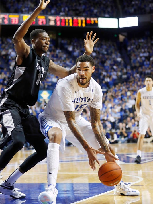 NCAA Basketball: Providence at Kentucky