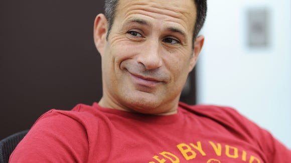 Sam Calagione, founder of Dogfish Head Craft Brewery, loves music as much as beer.