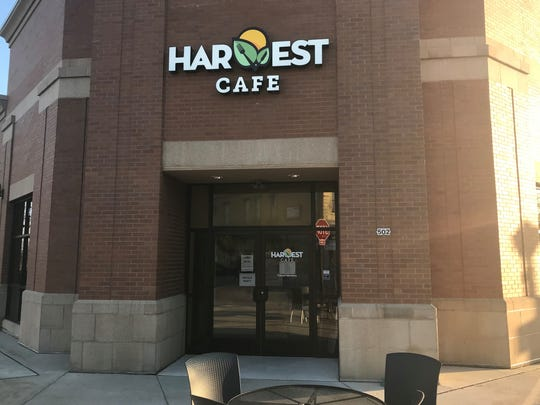 Harvest Cafe is located at on the corner of 8th Street and Pennsylvania Ave, 502 S 8th Street, in downtown Sheboygan.