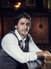 Mixologist Eric Tecosky of Jones Hollywood in West