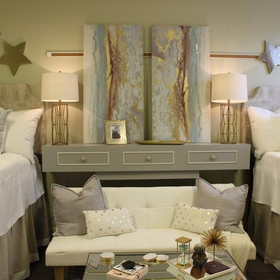 Is this the most fabulous dorm room in Mississippi?