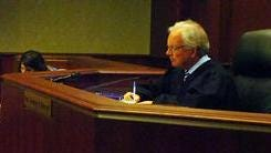Judge Terrence Brennan is negotiating his retirement from the bench.