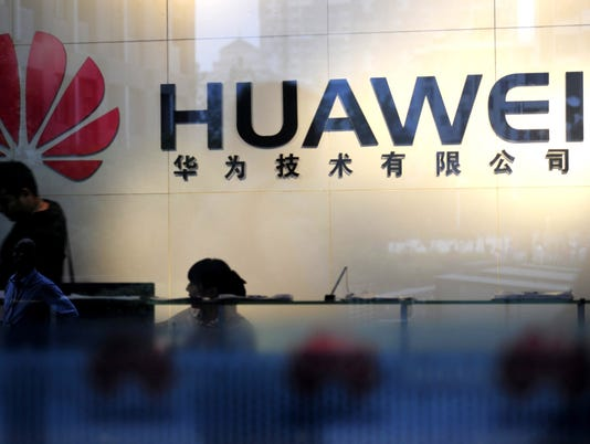 China's Huawei sues Samsung over mobile patents