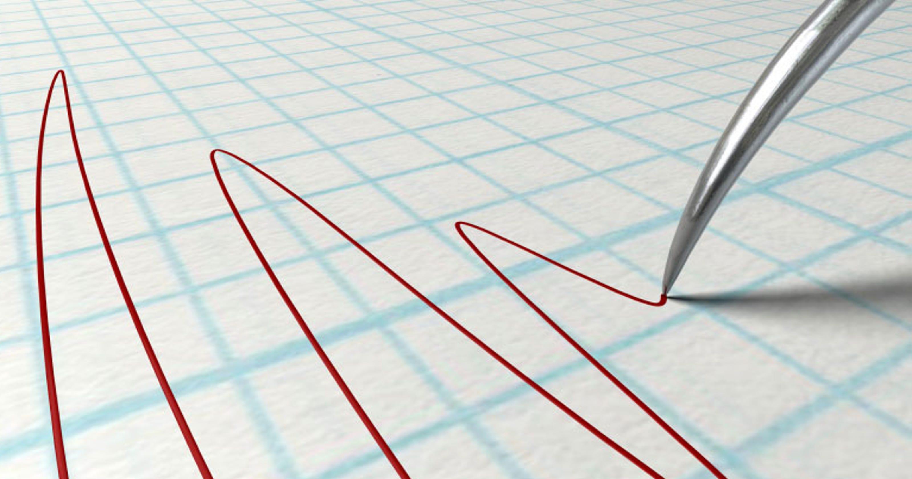 A brief history of earthquake activity in Arizona