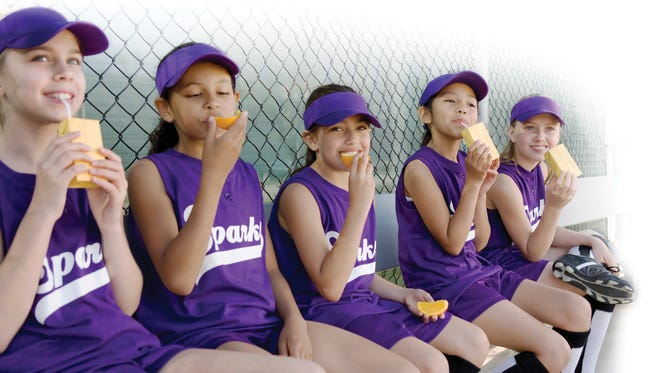 Providing healthy snacks for youth athletes have several benefits including hydration, energy production, nutrients and recovery promotion