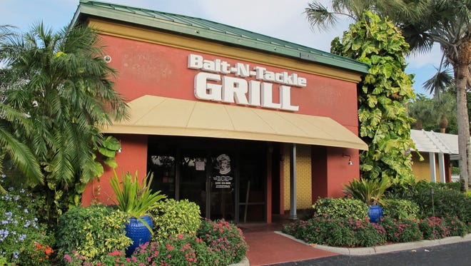 Catch 41 is the new bar and grill replacing Jimmy's Bait-N-Tackle Grill at the Ramada Inn on U.S. 41 in Naples.