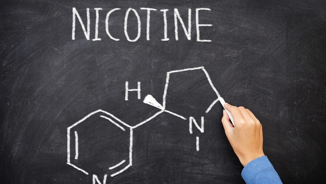 Researchers at Texas A&M found that, when given independently from tobacco, nicotine helps protect the aging brain and may even hold off Parkinson's disease and Alzheimer's disease.