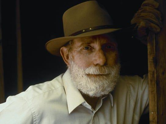 Ivan Doig, author, died in 2015.