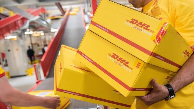 DHL Supply Chain is eliminating more than 500 jobs at a plant in Greenfield.