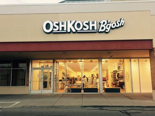 OshKosk B'gosh will open at 434 Frandor Ave., in the Frandor Shopping Center.