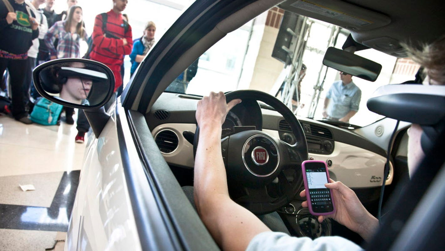 Texting while driving hurts everyone Our view