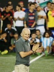 Las visorías estuvieron supervisadas por el experimentado director técnico uruguayo Héctor Hugo Eugui.