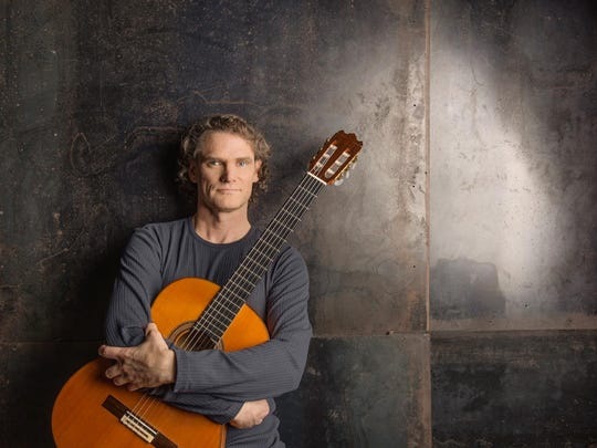 Canadian guitarist, commonly known in nuevo flamenco music, will come to the Historic Elisnore Theatre Jan. 25.
