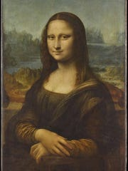 "Look to ""Mona Lisa"" by Leonardo da Vinci if you're spending Valentine's Day alone."