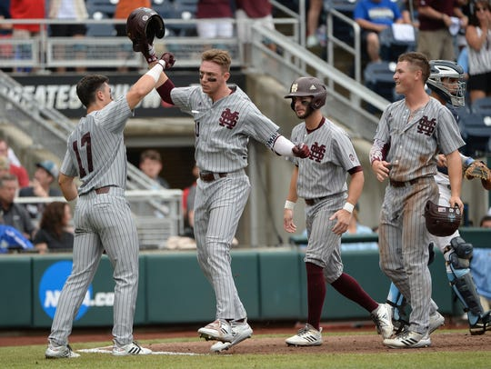 Mississippi State had reason to celebrate last year when the Bulldogs made an improbable run to the College World Series. This season, State is showing the tools and mental fortitude to possibly make it back to Omaha once again.