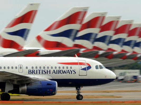 AFP BRITAIN-SPAIN-TRANSPORT-AIRLINE-MERGER-COMPANY-BA-IBERIA-FILES I FIN GBR GR