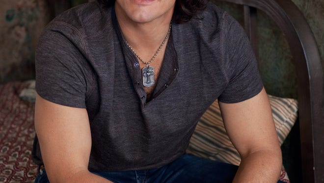 Country singer Joe Nichols will perform at 7 p.m. Friday at Freedom Crossing at Fort Bliss, 1611 Haan, Fort Bliss.