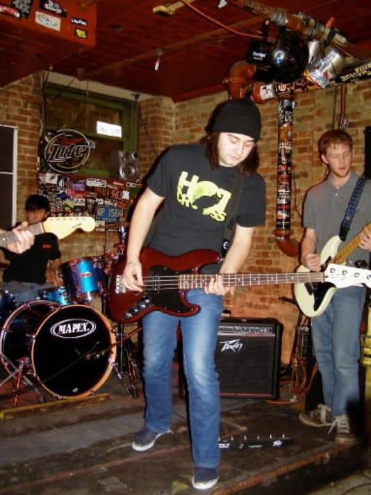 Hanover quartet Juvenescent Beat! rocks out.