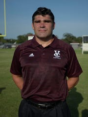 Vermilion Catholic head coach Russell Kuhns has a career record of 35-4.