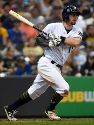 Eric Sogard, who has been hobbled by an ankle injury he suffered in Cincinnati in late June, had a cortisone shot Friday to speed up the healing process.