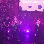 """Twin sisters and pop act Tegan and Sara released their new album """"Love You to Death"""" Friday."""