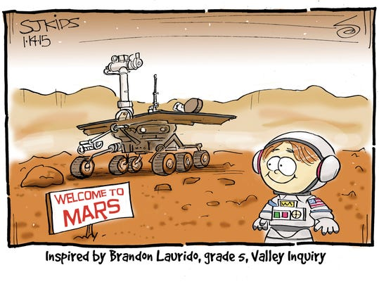"""an essay on if i were an astronaut on mars Free essays on if i were a astronaut   """"before they leave the earth's atmosphere to travel to mars, each astronaut will be put through the required eight ."""