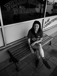 Katie Crutchfield, performing under the name Waxahatchee,