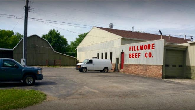 A national animal rights organization is calling for a federal probe after Fillmore Beef Co. of Holland received a suspension from the Food Safety and Inspection Service following two separate incidents of inhumane slaughter.