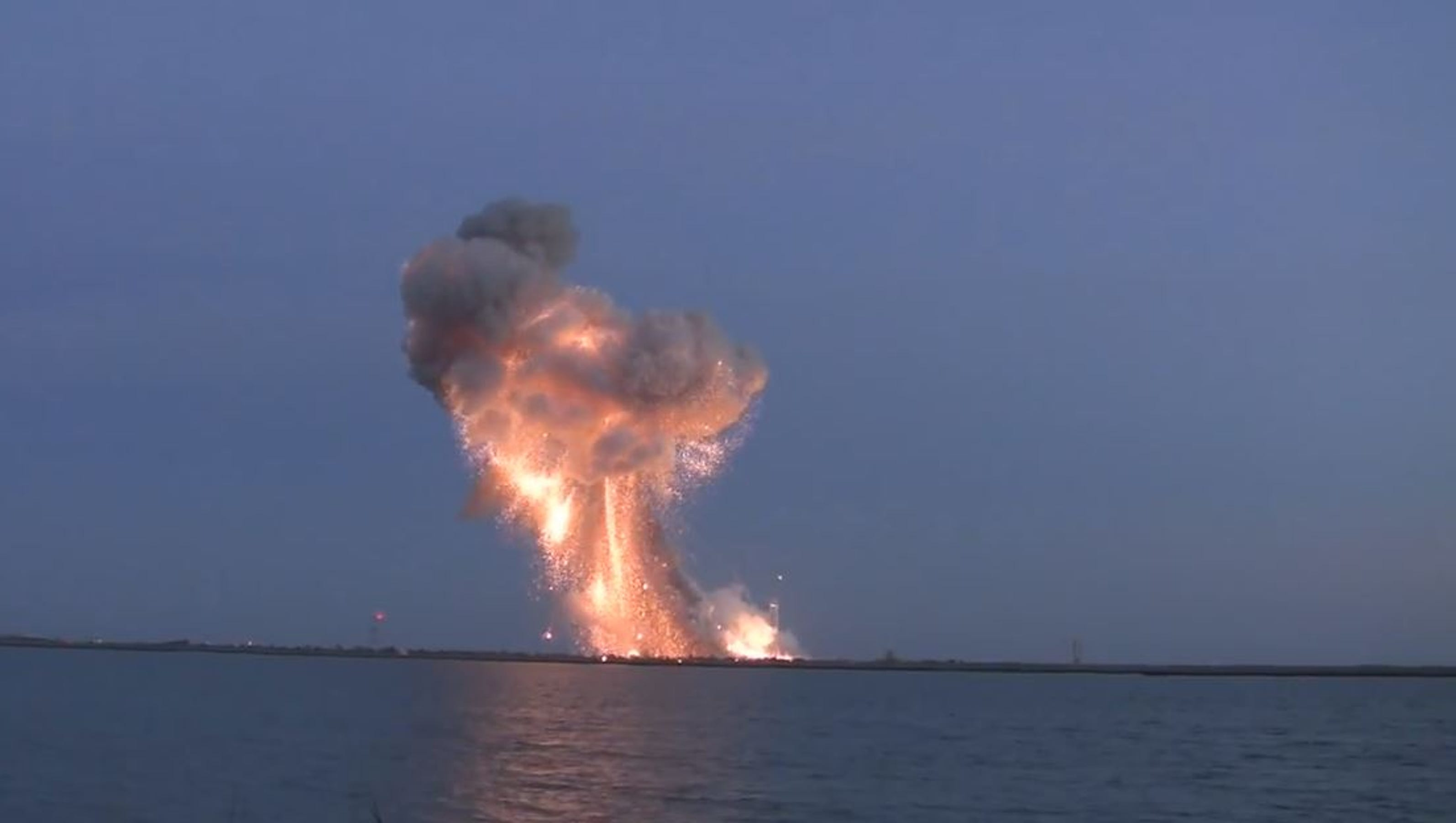 NASA Explosion - Pics about space
