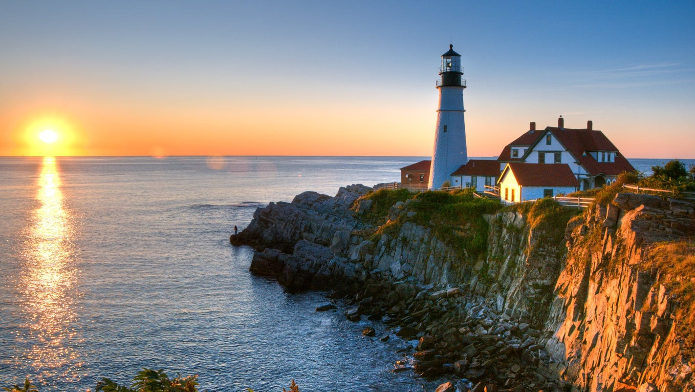 Celebrate National Lighthouse Day Around The Usa