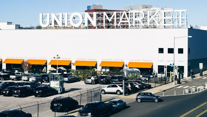 Washington, D.C.'s thriving Union Market will celebrate its fifth anniversary this fall.